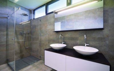Bodengleiche Dusche einrichten