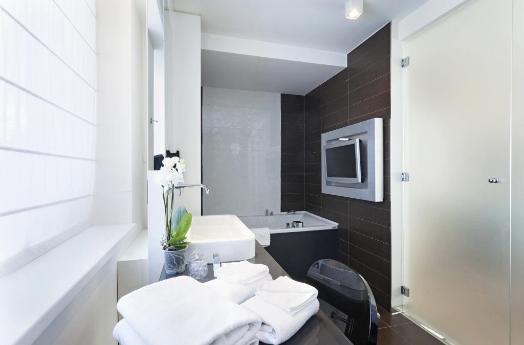 Das Badezimmer als digitale Erlebniswelt