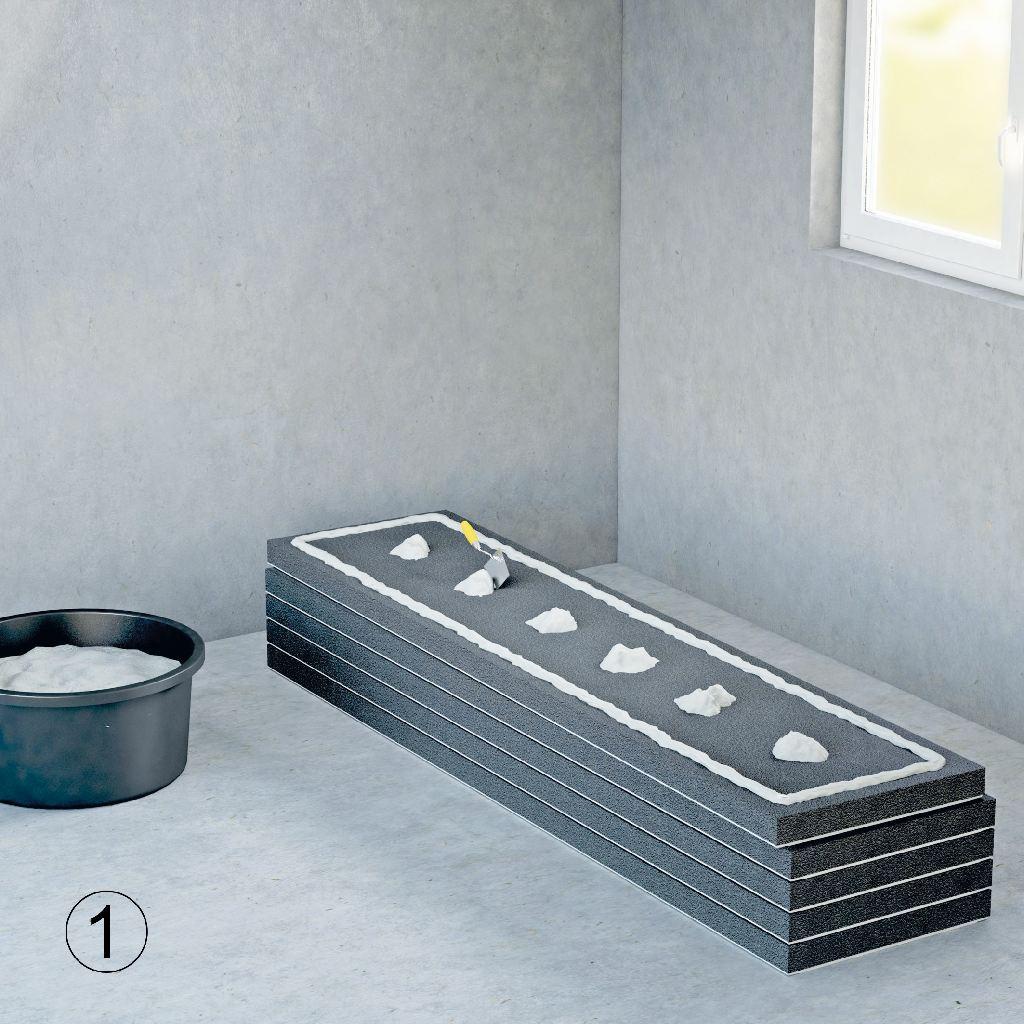 fermacell 2502 3a 4c ratschlag bauen. Black Bedroom Furniture Sets. Home Design Ideas