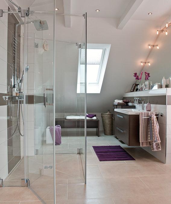 Der schnelle Weg zur neuen Dusche