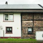 Clever Heizen: Ein Altbau mit integrierter Wärmepumpe