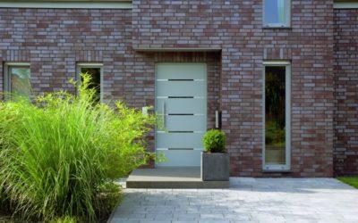 Moderne Haustüren: effizient und funktional