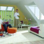 Dachboden clever ausgebaut und modern gestaltet