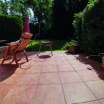 Terrakotta-Fliesen verleihen Ihrer eigenen Terrasse absolute Urlaubsgefühle.