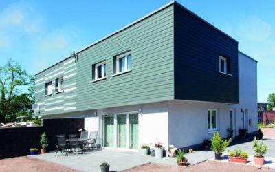 Moderne Fassaden können mehr