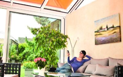Smartes Zuhause: Wohlfühlklima für Menschen und Pflanzen