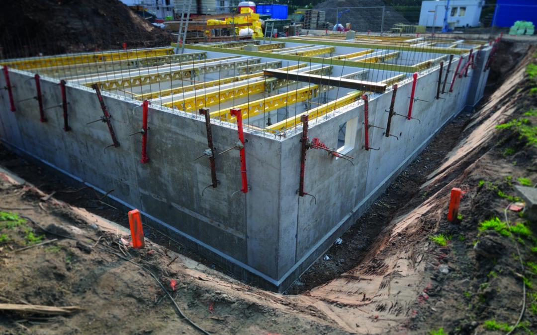 Neubau mit Keller: Durch langfristigen Grundmauerschutz den Keller als Wohnraum erschließen