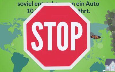 Video: CO2-Emissionen Haushalt