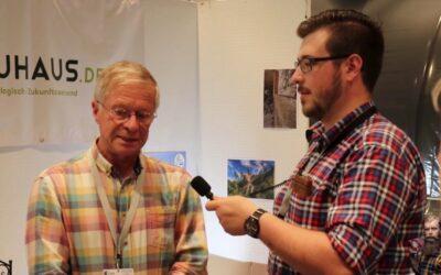 Video Nordbau 2019: Naturbauhaus.de präsentiert den Baustoff der Zukunft